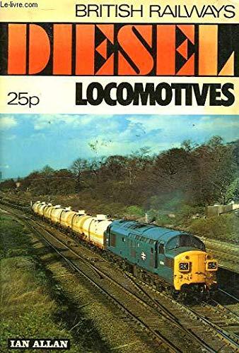 9780711004412: British Rail Diesel Locomotives 1973