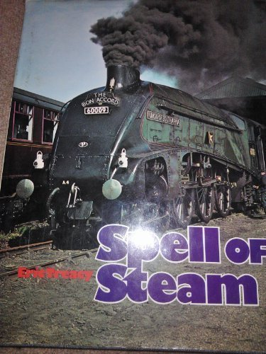 Spell of steam (9780711004573) by Treacy, Eric