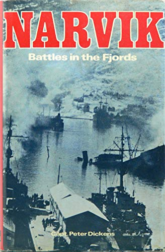 9780711004849: Narvik - Battles in the Fjords (Sea Battles in Close Up S.)