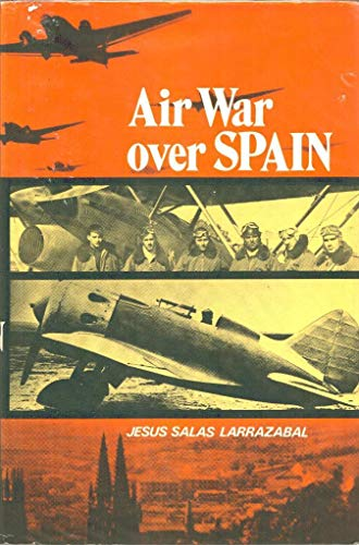 9780711005211: Air War Over Spain