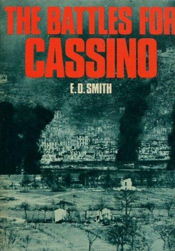 Battles for Cassino: Smith, E.D.
