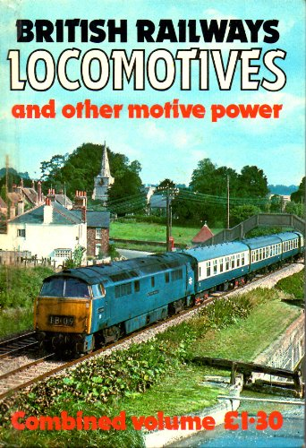 9780711006706: British Rail Locomotives and Other Motive Power 1976