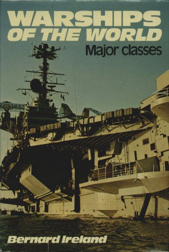 9780711006874: Warships of the World: Major Classes Pt. 1