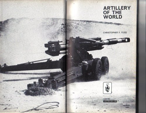 9780711007192: Artillery of the World