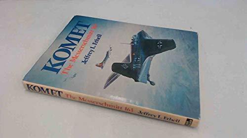 9780711008274: Komet: Messerschmitt 163