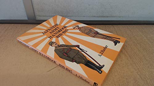 9780711008335: Japanese Army Handbook