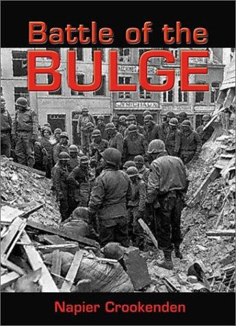 9780711008854: Battle of the Bulge 1944