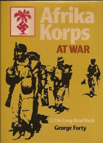 9780711008878: Afrika Korps at War: The Long Road Back v. 2