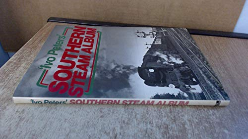 Ivo Peters' Southern Steam Album