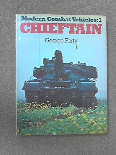 9780711009431: Chieftain: Modern Combat Vehicles: 1