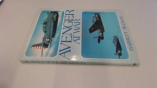 9780711009578: Avenger at War
