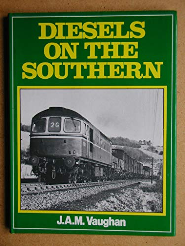 9780711009899: Diesels on the Southern