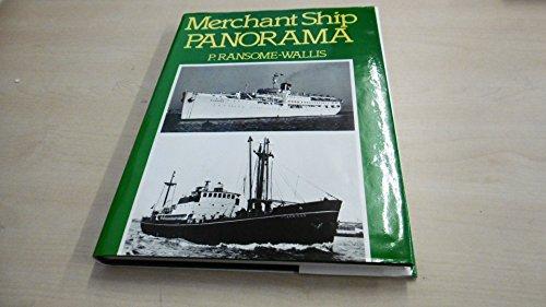9780711010574: Merchant Ship Panorama