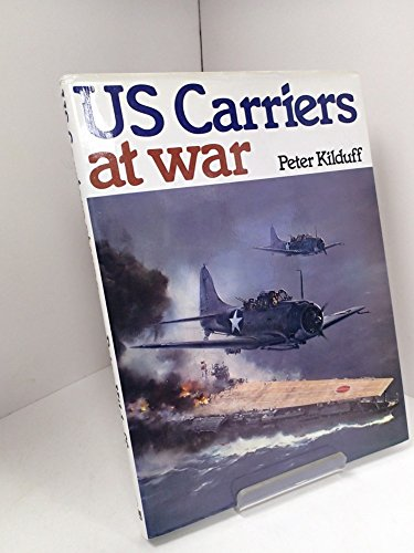 U.S.CARRIERS AT WAR.
