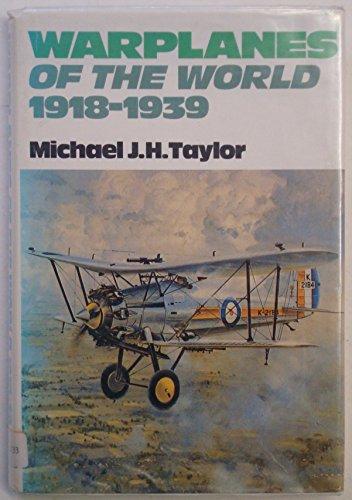 9780711010789: Warplanes of the World, 1919-39