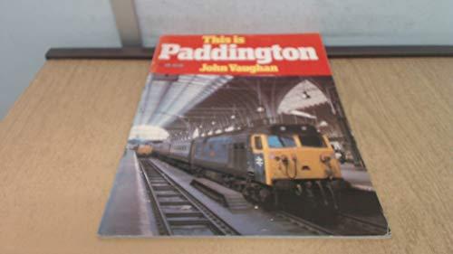 This is Paddington: John Vaughan