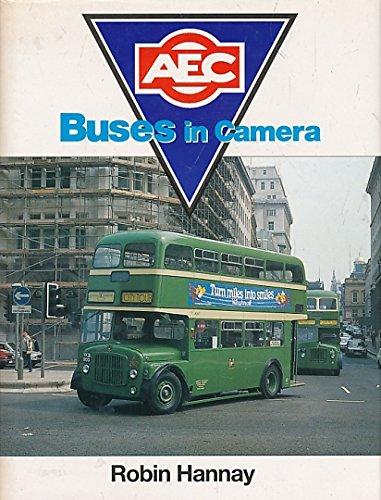 9780711011601: A. E. C. Buses in Camera