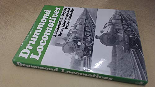 Drummond Locomotives A Pictorial History
