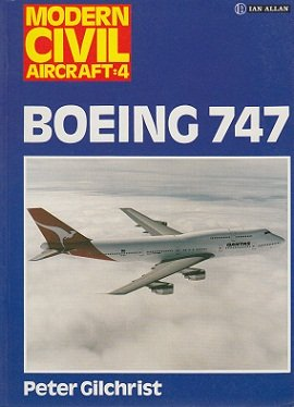 9780711012189: Boeing 747/C1056Ae (Modern Civil Aircraft)