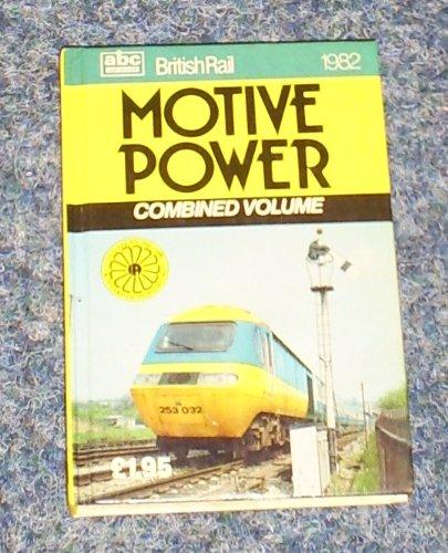 9780711012301: A. B. C. British Rail Motive Power 1982