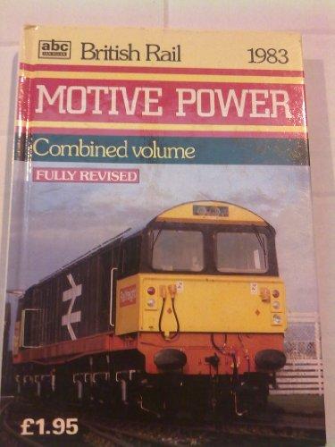 9780711012844: A. B. C. British Rail Motive Power 1983