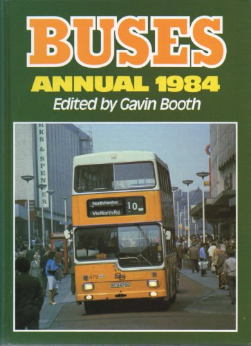 9780711013032: Buses Annual 1984