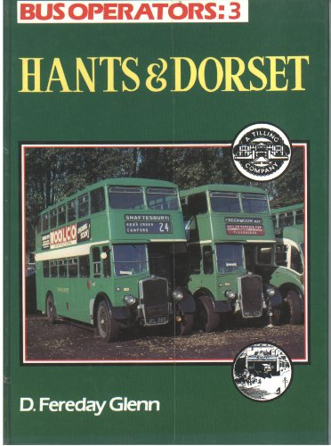 9780711014237: Bus Operators: Hants and Dorset No. 3