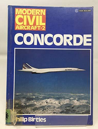 9780711014336: Concorde (Modern Civil Aircraft)