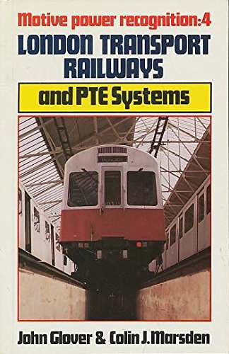 9780711014602: Motive Power Recognition: London Transport Railways and Metro Systems No. 4