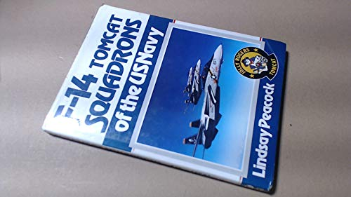 9780711015777: F-14 Tomcat Squadrons of the US Navy