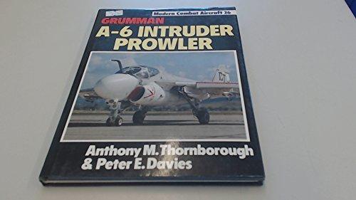 9780711016804: Grumman A-6 Intruder Prowler (Modern Combat Aircraft)