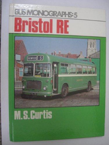 9780711016835: Bristol RE (Bus Monographs)