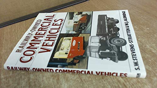 Railway Owned Commercial Vehicles: Stevens - Stratten,
