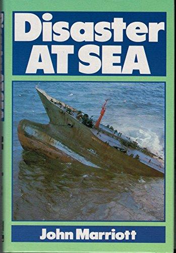 9780711017375: Disaster at Sea