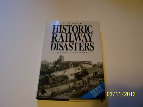 9780711017528: Historic Railway Disasters