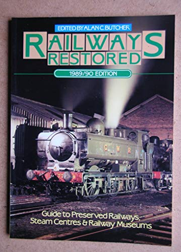 9780711018303: Railways Restored