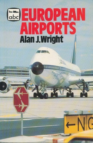 9780711018433: European Airports (Ian Allan abc)