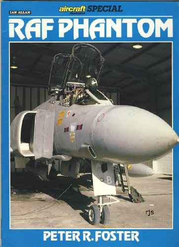 "9780711018709: Royal Air Force Phantom (""Aircraft Illustrated"" Special S.)"
