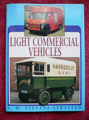 9780711019492: Light Commercial Vehicles