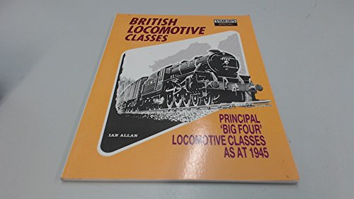 9780711020122: British Locomotive Classes: Principle