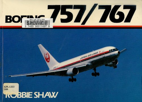 9780711020498: Boeing 757/767 (Classic Civil Aircraft Series)
