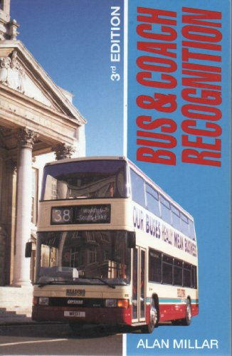 9780711020603: Bus & Coach Recognition 3rd Edition