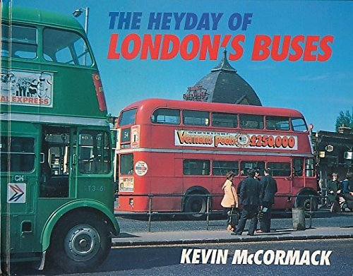 9780711021211: The Heyday of London's Buses: v. 1