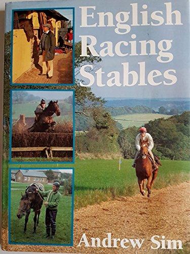 9780711021587: English Racing Stables