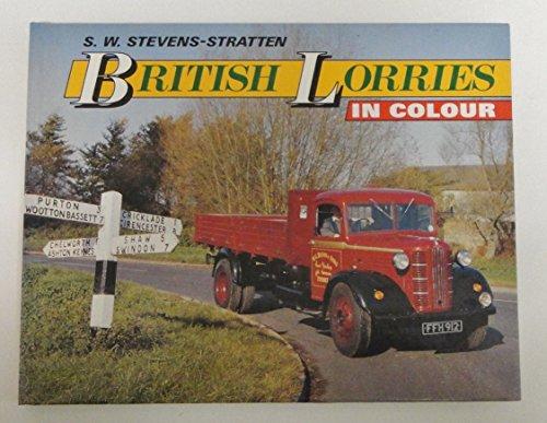 9780711022454: British Lorries in Colour