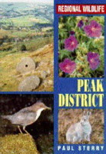 9780711022935: British Regional Wildlife: Peak District