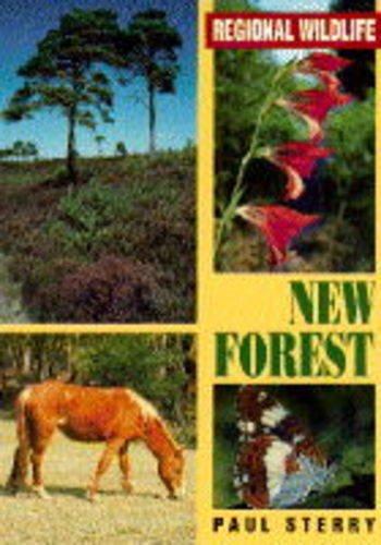 9780711022942: British Regional Wildlife: New Forest