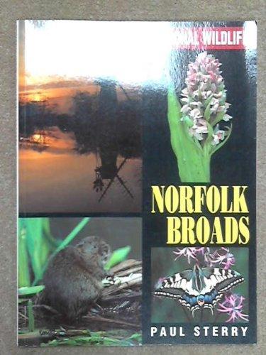 9780711022959: British Regional Wildlife: Norfolk Broads