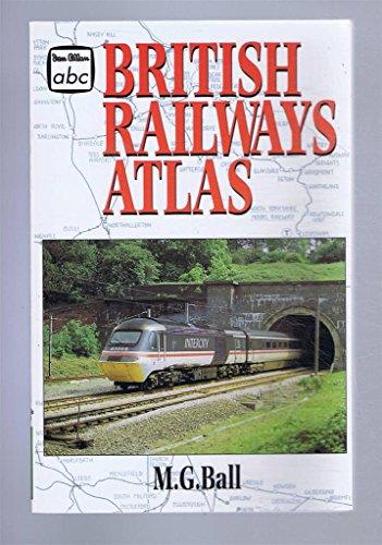 9780711023390: British Railways Atlas (ABC)