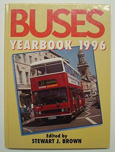 Buses Yearbook 1996: Brown, Stewart J